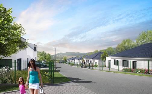 Rodinné domy Lipůvka - Nad Cihelnou, 2. etapa výstavby, Lipůvka
