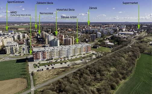 Bydlení Kralupská, Kralupská, Brandýs nad Labem-Stará Boleslav