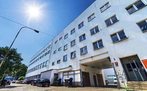 Pronájem skladovacích prostor, 130 m², Ohradní, Praha 4 - Michle