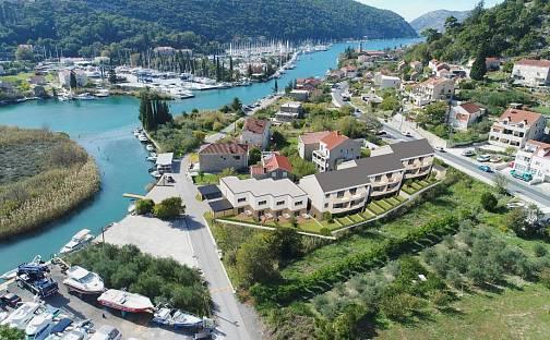 Marina Dubrovník nové byty a domy, Jižní Dalmatia, Dubrovnik, Chorvatsko