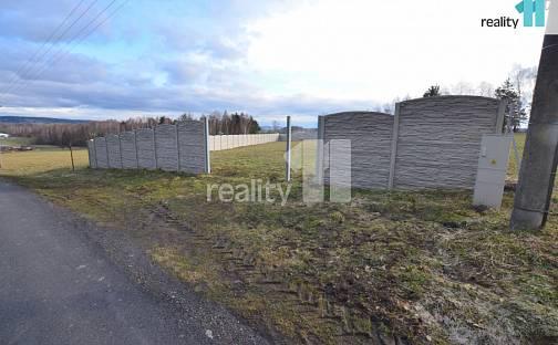 Pronájem pozemku 1700m², 5. května, Humpolec, okres Pelhřimov