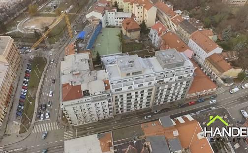 Prodej obchodních prostor, 107 m², Milady Horákové, Brno - Černá Pole