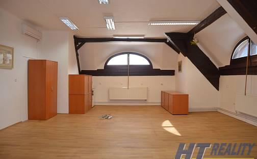 Pronájem kanceláře, 83 m², Kostelní nám., Mikulov, okres Břeclav