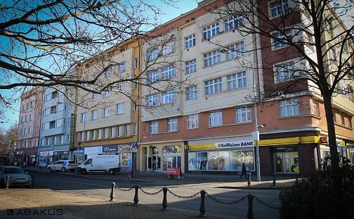 Pronájem bytu 2+kk 39m², Americká, Plzeň - Východní Předměstí