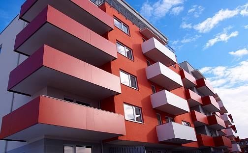 Pronájem bytu 2+kk, 45 m², Chudčická, Brno