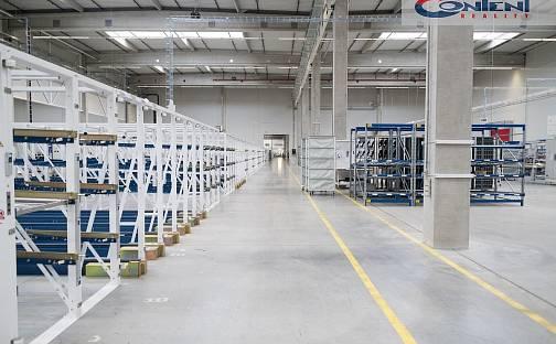 Pronájem skladovacích prostor, 5090 m², Průmyslová, Přeštice, okres Plzeň-Jih
