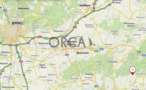 Prodej pole 2370m², Vřesovice, okres Hodonín