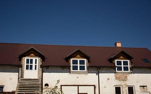 Prodej domu s pozemkem 1393m², Rohozná, okres Jihlava