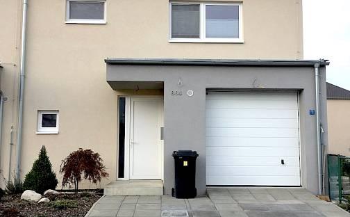Pronájem domu 121 m² s pozemkem 288 m², Na Zámku, Nehvizdy
