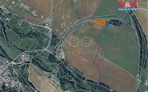 Prodej louky 3707m², Česká Lípa