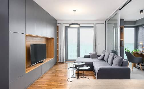 Prodej bytu 3+kk, 101 m², Olšanská, Praha 3 - Žižkov