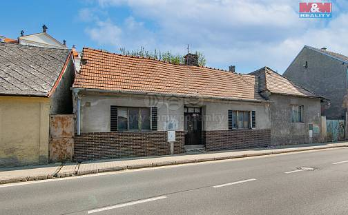 Prodej domu 60m² s pozemkem 206m², Sojovická, Lysá nad Labem, okres Nymburk