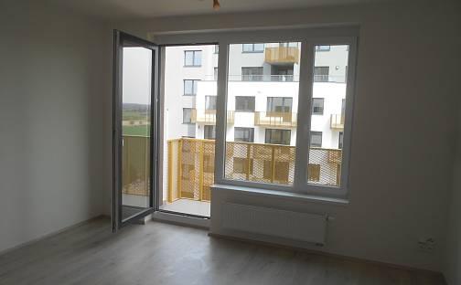 Pronájem bytu 1+kk, 28 m², Honzíkova, Praha 10 - Dolní Měcholupy