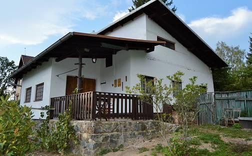 Prodej chaty/chalupy 106 m² s pozemkem 421 m², Borovno, okres Plzeň-jih
