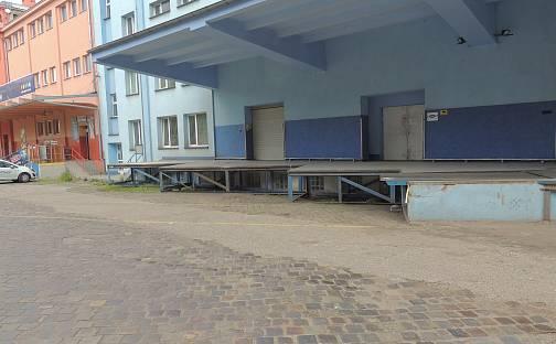 Pronájem skladovacích prostor, 567 m², Cihelní, Ostrava - Moravská Ostrava