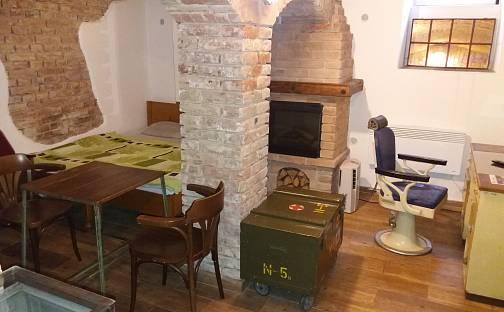 Pronájem bytu 1+kk 30m², Nerudova, Pardubice - Zelené Předměstí