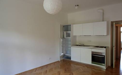 Pronájem bytu 2+kk, 52 m², Pod Karlovem, Praha 2