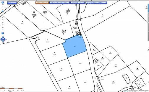 Prodej stavebního pozemku, 1835 m², Jeřmanice, okres Liberec