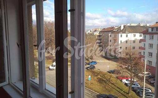 Pronájem bytu 3+kk, 25 m², Jugoslávská, Brno - Černá Pole