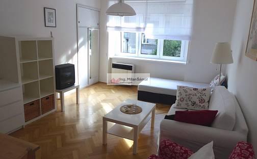 Pronájem bytu 1+kk 28m², Na Jezerce, Praha 4 - Nusle