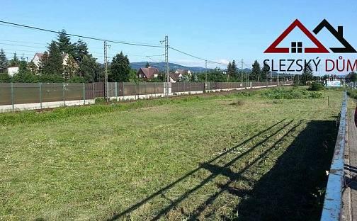 Prodej komerčního pozemku, 3363 m², Vendryně, okres Frýdek-Místek