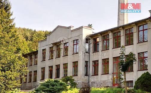 Pronájem výrobních prostor 2070m², Čs. armády, Kraslice, okres Sokolov