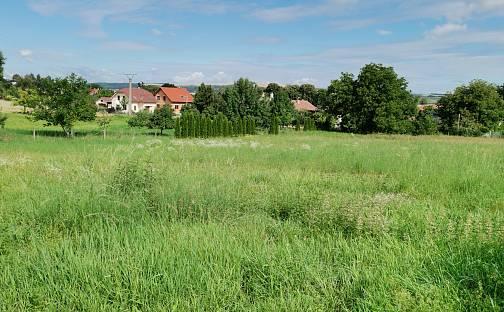 Prodej stavebního pozemku 734m², Hodějice, okres Vyškov