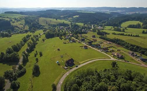 Prodej stavebního pozemku, 1444 m², Čermná