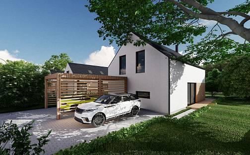 Prodej domu 134m² s pozemkem 613m², Hlavní, Úžice, okres Mělník