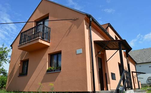 Prodej domu 160 m² s pozemkem 1623 m², Líšťany - Hunčice, okres Plzeň-sever