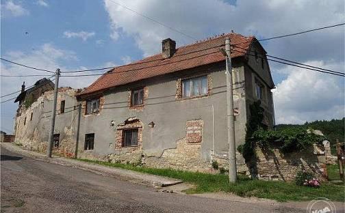 Dražba domu 140 m² s pozemkem 1673 m², Pnětluky - Konětopy, okres Louny