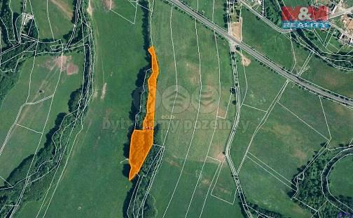 Prodej pozemku, 14444 m², Stružnice, okres Česká Lípa