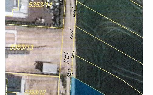 Prodej stavebního pozemku, 3240 m², Střelice