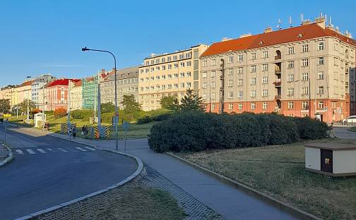 Pronájem bytu 3+kk 85m², Ludmilina, Praha 8 - Libeň