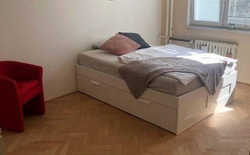Pronájem bytu 2+1, 52 m², Sasanková, Praha 10 - Záběhlice
