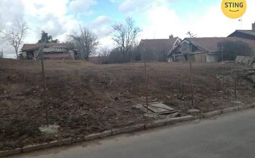 Prodej stavebního pozemku, 274 m², Strážnice, okres Hodonín