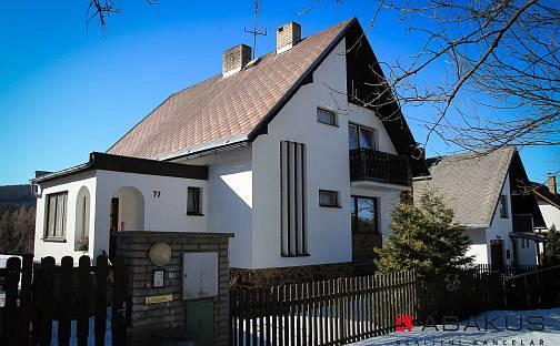 Prodej domu 237 m² s pozemkem 792 m², Čachrov - Javorná, okres Klatovy