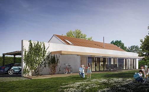 Prodej domu 128 m² s pozemkem 859 m², Štíhlice, okres Praha-východ