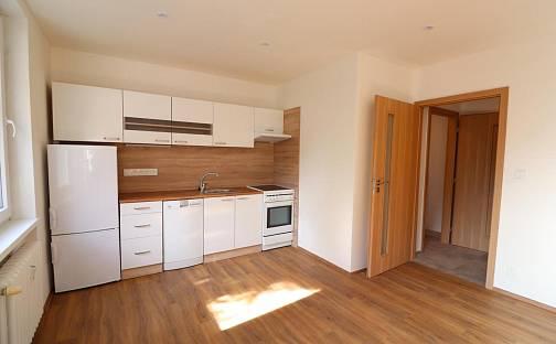 Pronájem bytu 1+kk, 25 m², Místecká, Praha 18 - Letňany