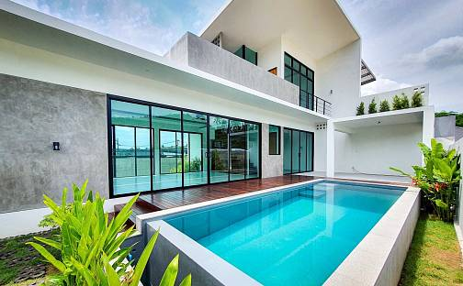 Prodej vily s pozemkem 230m², Koh Samui, Thajsko