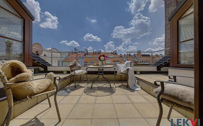 Prodej bytu 2+1, 129 m², U milosrdných, Praha 1 - Staré Město