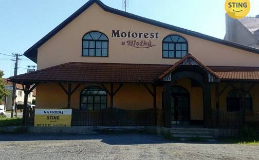 Prodej komerčního objektu (jiného typu), 353 m², Boršice u Blatnice, okres Uherské Hradiště