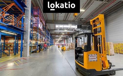 Pronájem skladovacích prostor 500m², Olomouc