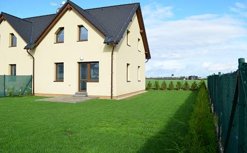 Pronájem domu s pozemkem 300 m², U Váhy, Šestajovice, okres Praha-východ