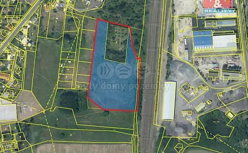 Prodej stavebního pozemku, 21587 m², Dalovice, okres Karlovy Vary