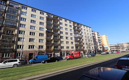 Pronájem bytu 1+1, 34 m², Sokolovská, Praha 9 - Libeň