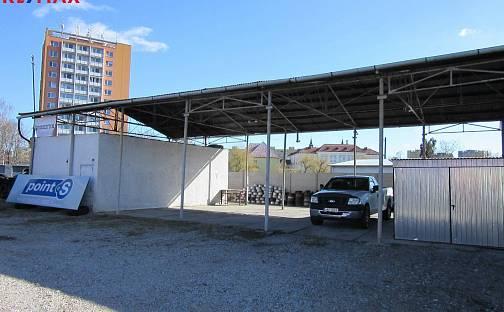 Pronájem parkovacího místa pro kamion v centru Břeclavi, U Stadionu, Břeclav