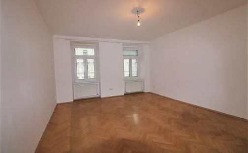 Pronájem bytu 2+kk 43m², Cejl, Brno