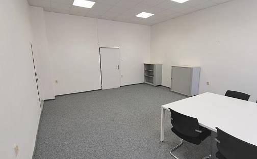 Pronájem kanceláře, 35 m², Politických vězňů, Praha 1 - Nové Město