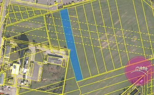 Prodej komerčního pozemku, 4588 m², Pavelkova, Olomouc - Hodolany